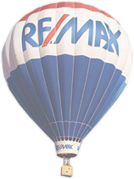 Logo RE/MAX Gold - balon