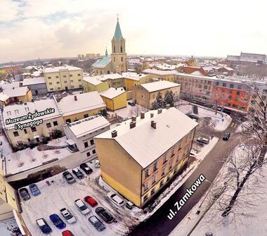 Na Wynajem Lokale Usługowe 105 m2 Old Town Oświęcim