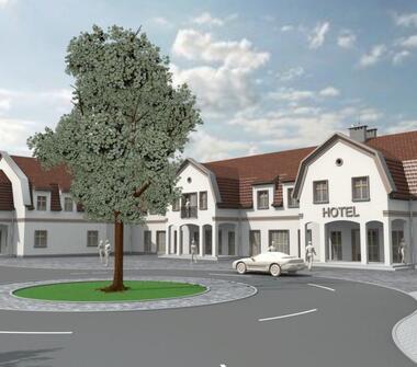Działka Inwestycyjna pod Budowę Hotelu-Restauracji