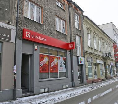 Atrakcyjny lokal usługowy 109m2 w centrum Żywca.