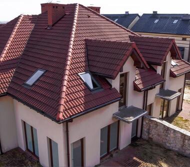 Dom Bliźniaczy Michałowice - Kraków - Działka Wewnętrzna