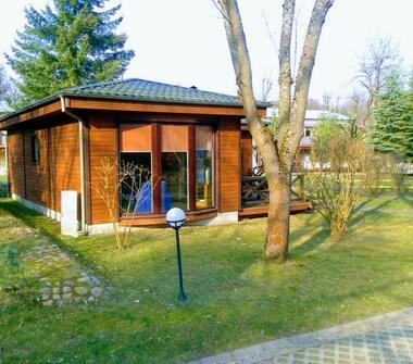 "Łagów Lubuski – ""Mundi Park"" Holiday House 64 m2"