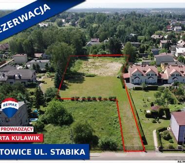 Działki budowlane dla dewelopera – idealna lokalizacja – Katowice Podlesie