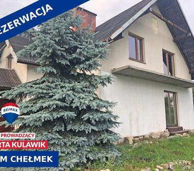 Dom wolnostojący w Chełmku w okazyjnej cenie