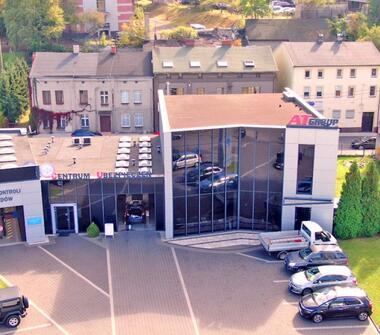 Stacja Kontroli Pojazdów, myjnia, budynek biurowy z dużym potencjałem i możliwościami.