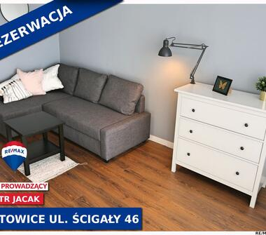 Komfortowe 3 pokoje Katowice Bogucice