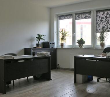 Biuro w dobrej lokalizacji